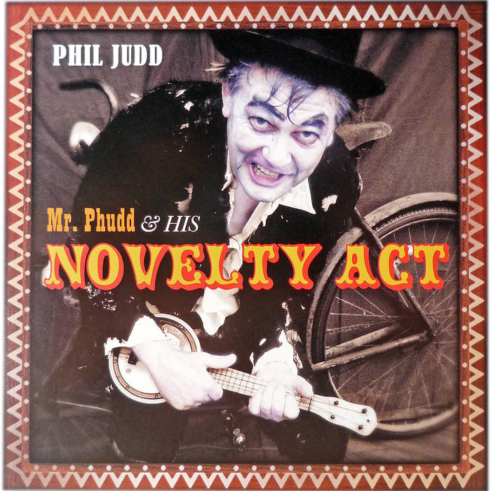 Novelty Act album cover